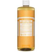 Dr. Bronner's Citrus Liquid Castile Soap (32oz)
