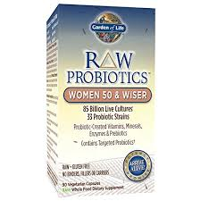 Garden of Life Women 50+ RAW Probiotics