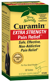 Terry Naturally Extra Strength Curamin (60 Tab)