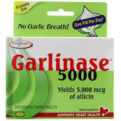 Enzymatic Therapy Garlinase Fresh