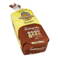 Kinnikinnick Gluten Free Multigrain Bread