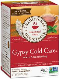 Traditional Medicinals Gypsy Cold Care Tea