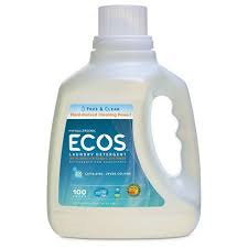 Earth Friendly Ecos Free & Clear Laundry Soap