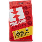Equal Exchange Org Mind, Body & Soul Coffee