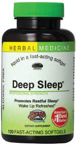 Herbs, Etc., Inc Deep Sleep (120 SG)