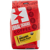 Equal Exchange Organic French Roast Ground Coffee