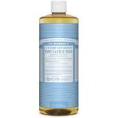 Dr. Bronner Mild Liquid Castile Soap (32oz)