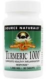 Source Naturals Turmeric 1000