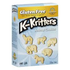 Kinnikinnick Gluten Free Animal Cookies