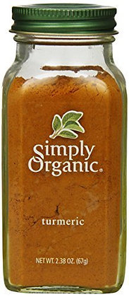 Simply Organic Turmeric Powder
