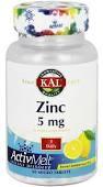KAL Zinc ActivMelt 5 mg