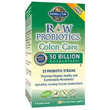 Garden of Life Raw Probiotic Colon Care (Refridgerate)