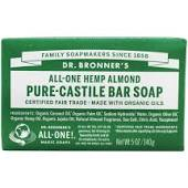 Dr Bronner Almond Bar Soap
