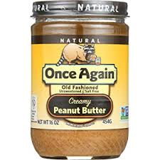 Once Again Smooth Peanut Butter