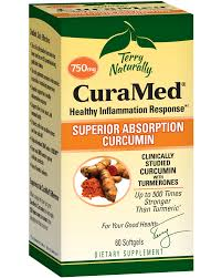 Terry Naturally Curamed 750 mg (60ct)