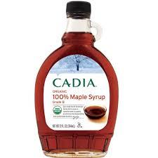 Cadia Organic Dark Maple Syrup