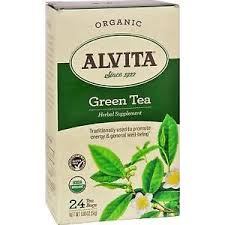 Alvita Organic Chinese Green Tea