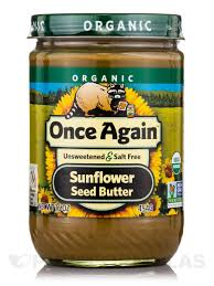 Once Again Organic Sunflower Seed Butter