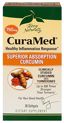 Terry Naturally Curamed 750 mg (30 SG)