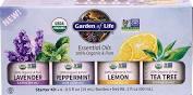 Garden of Life Organic Essential Oil Starter Kit