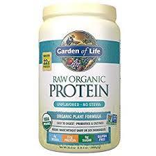 Garden of Life RAW Protein Powder Unflavored