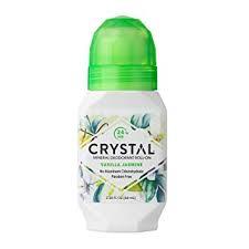 Crystal Deodorant Van Jasmine Rollon Deodorant