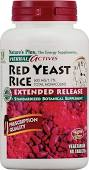 Nature's Plus Red Yeast Rice 600 mg