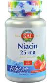 KAL Niacin 25 mg ActivMelt