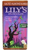 Lily's Sweets Almond Milk Chocolate Bar