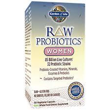 Garden of Life RAW Probiotics Women