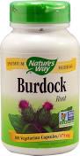 Nature's Way Organic Burdock Root Capsules