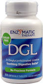 Enzymatic Therapy Fructose Free DGL