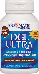 Enzymatic Therapy DGL Ultra German Chocolate