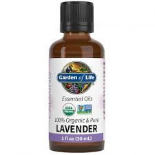 Garden of Life Org Lavender Essential Oil (1oz.)