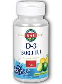 KAL D-3 5000 IU ActivMelt