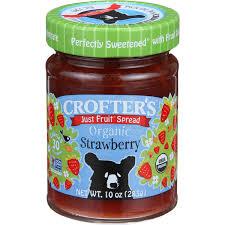 Crofter's Organic Strawberry Spread