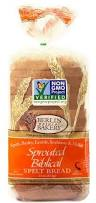 Berlin Natural Bakery Biblical Sprouted Spelt Bread