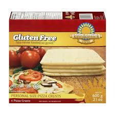 Kinnikinnick Gluten Free Pizza Crusts