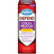 Hyland's Defend Cold + Mucus Syrup