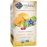 Garden of Life MyKind Org Vegan D3