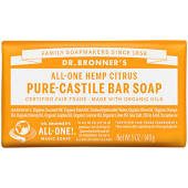 Dr. Bronner's Citrus Orange Pure-Castile Soap