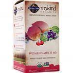 Garden of Life mykind Org Women 40 Multi