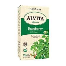 Alvita Organic Red Raspberry Leaf Tea