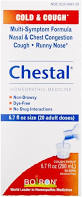 Boiron Chestal Adult Cough & Cold Syrup