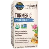 Garden of Life mykind Organics Turmeric Pain Relief