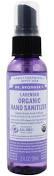 Dr. Bronner's Organic Hand Sanitizing Spray