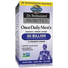 Garden of Life Dr. Form Once Daily Men's Probiotic