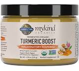Garden of Life mykind Org Turmeric Boost Powder