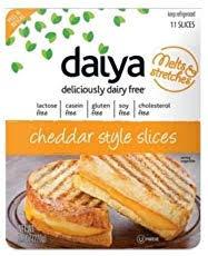 Daiya Dairy Free Cheddar Style Slices