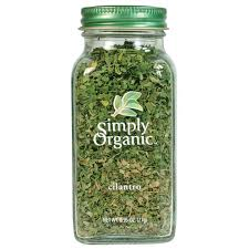 Simply Organic Cilantro Leaf